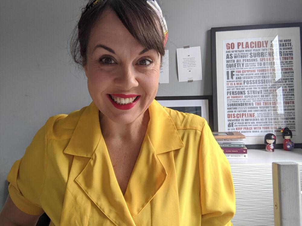 Karen Webber of Goodness Marketing