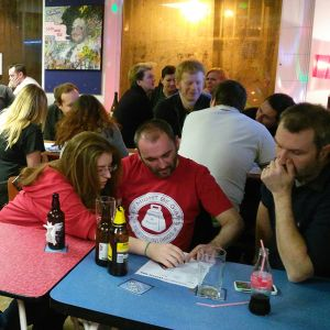 The Seven Miles Out Cryptic quiz in full swing!