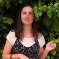 Ethical branding designer Charlotte Holroyd of Creative Wilderness.