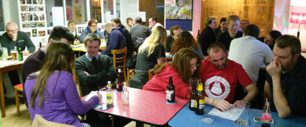 The Seven Miles Out Cryptic quiz, Stockport